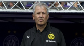 Isak gives Favre winning Dortmund debut