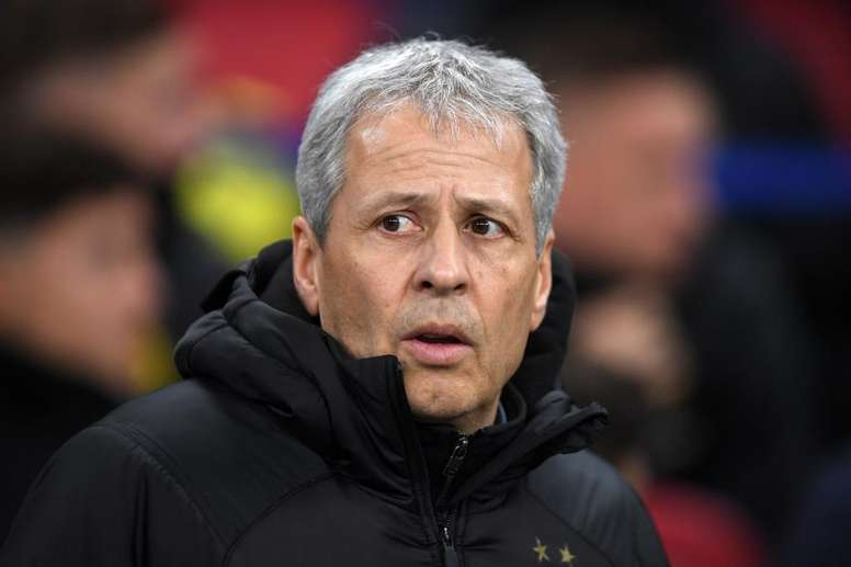 Favre frustrated as Dortmund hand Tottenham 'gifts'