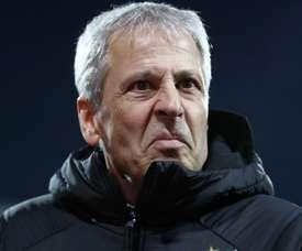 Favre still confident Dortmund will succeed. GOAL