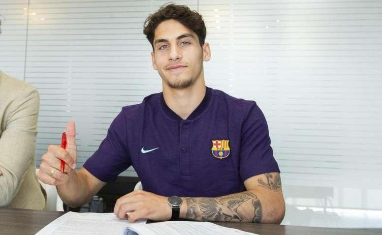 Nuovo colpo del Barcellona. Goal