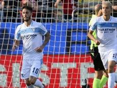 Allungo Lazio per l'Europa League. Goal