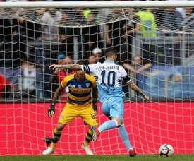 Le pagelle di Lazio-Parma. Goal