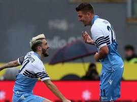 La 'maga' aiuta la Lazio. Goal