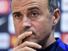 Luis Enrique avalia Barça. Goal