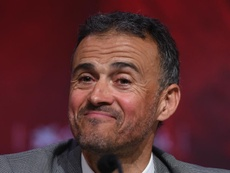 Spain coach Luis Enrique says he could return to Barcelona one day in the future. GOAL