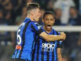 Le formazioni ufficiali di Atalanta-Torino. Goal