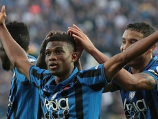 Luis Muriel got a hat-trick in Atalanta's 7-1 win over Udinese, GOAL