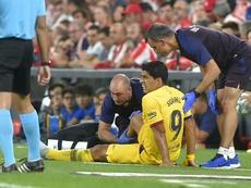 Barcellona, piove sul bagnato: lesione al soleo per Suarez. GOAL