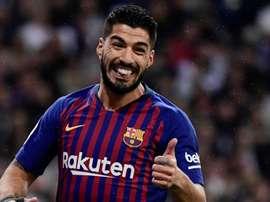 Suárez parabeniza Ajax após classificação. Goal