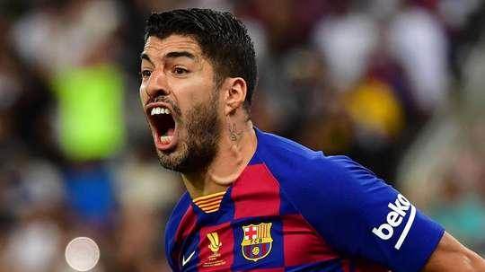 A falta que Luis Suárez faz ao Barcelona. Goal