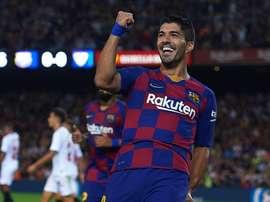 Suárez e a seca de 4 anos sem gol fora de casa na Champions. GOAL