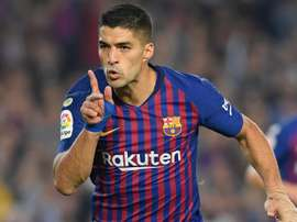 Luis Suarez Barcelona Sevilla. Goal