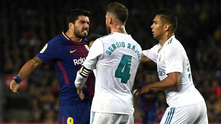 El Clásico seldom disappoints on the drama front. GOAL