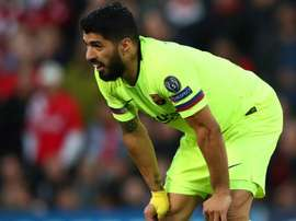 Suarez hits out at critics. GOAL