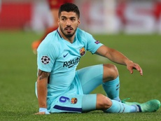 Suarez claimed Leganes were to blame for Barca's defeat to Roma. GOAL