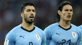 Suarez believes Uruguay can cope without Cavani. GOAL
