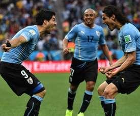 Prováveis escalações de Uruguai e Equador. Goal