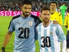 Il sudamerica si candida unito. Goal