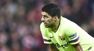 Luis Suarez has failed to score in his last five appearances for Barcelona. GOAL