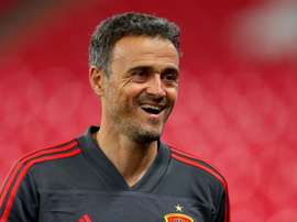 Luis Enrique delighted with attitude of Spain's squad.