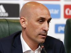 Rubiales hit out at the sheduling of fixtures. GOAL
