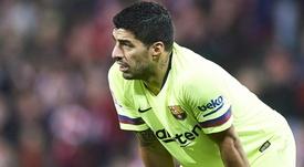 Valverde not worried about Suarez drought. Goal