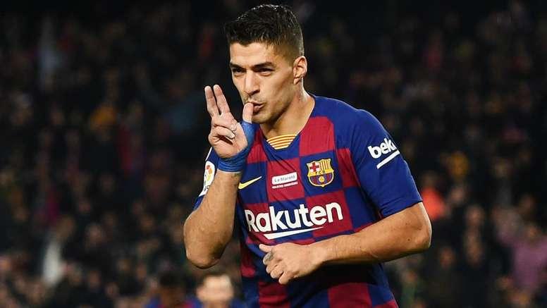 Barcelona's Luis Suarez: Best goal of my career
