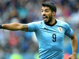Suarez looks to have recovered in time for the Copa America. GOAL