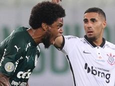 Luiz Adriano: maior artilheiro do Palmeiras no Derby no século. Goal