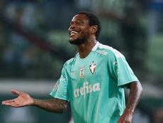 Luiz Adriano vira desfalque no Palmeiras. GOAL
