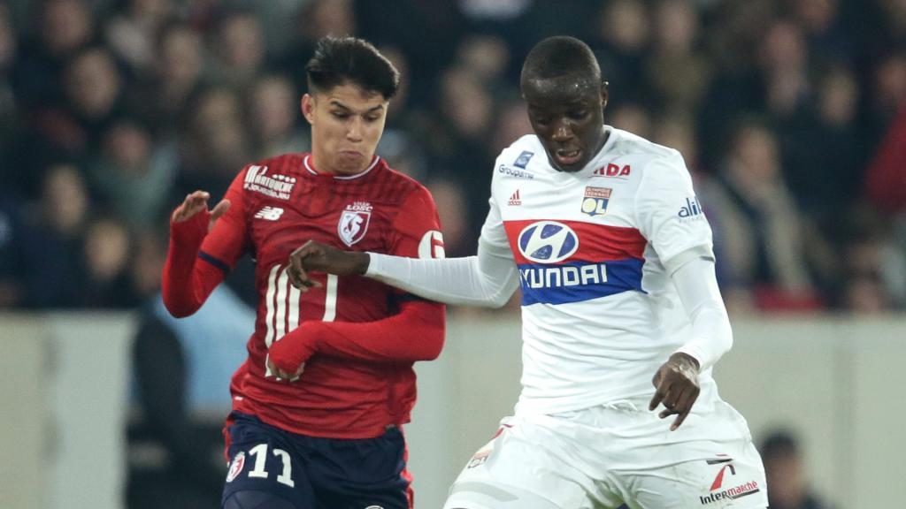 Ndombélé plaît beaucoup au PSG — Lyon