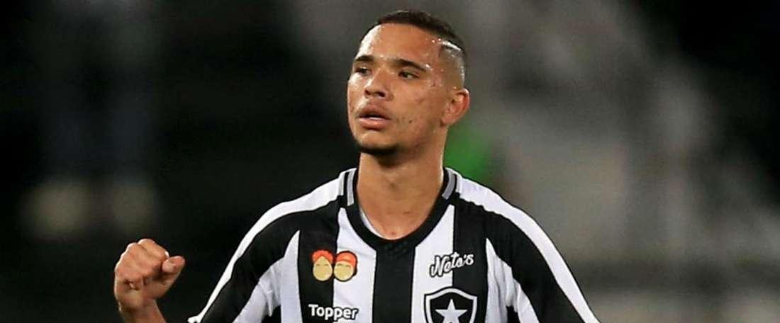 Luiz Fernando Botafogo. Goal