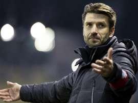 Amiens licencie son coach Luka Elsner. goal