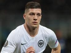 Jovic é a nova pérola do Eintracht de Frankfurt. Goal