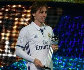 Luka Modric Club World Cup