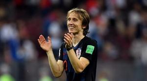 Modric revient sur la finale. Goal