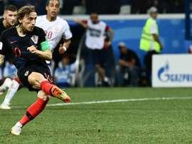 A Croácia já está nos quartos. Goal
