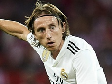 Luka Modric Real Madrid 2018-19. Goal