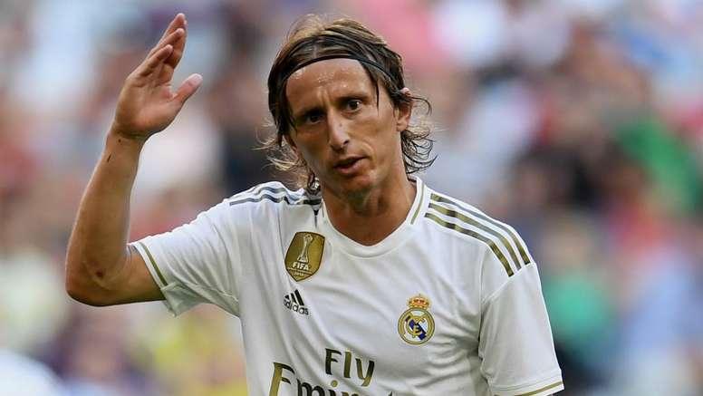 Modric salterà PSG-Real: infortunio muscolare. Goal