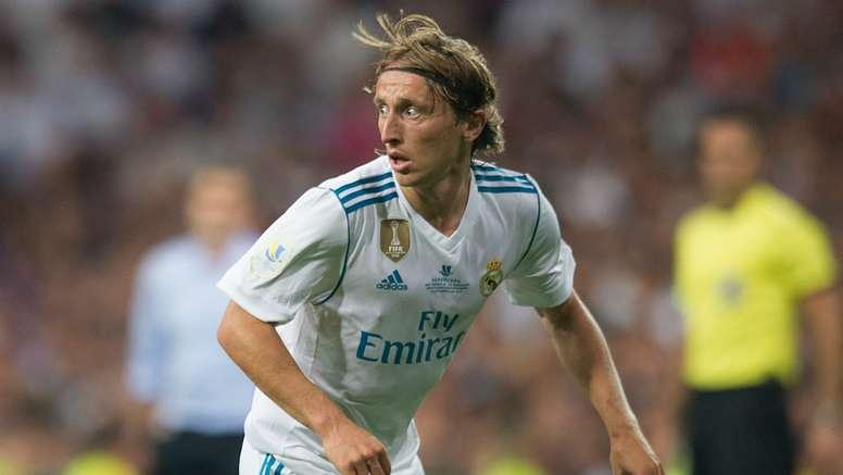 f0c9a5d6cbe1c Modric acaba com a  maldição da camisa 10  do Real Madrid - BeSoccer