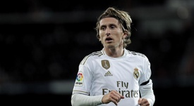 L'Inter Milan apprécie Luka Modric. Goal