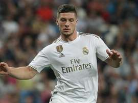Salgado: Jovic needs time at Real Madrid