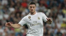 Salgado: Jovic needs time at Real Madrid