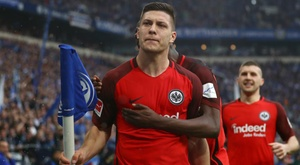 Jovic to Madrid a 'real possibility' – Eintracht director. Goal