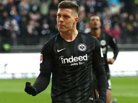 Luka Jovic has officially joined Real Madrid. GOAL
