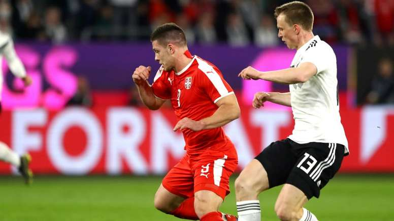 Krstajic: Jovic can play for Barca