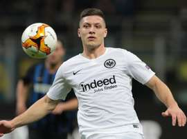 Luka Jovic has joined Real Madrid and will sign in the summer. GOAL