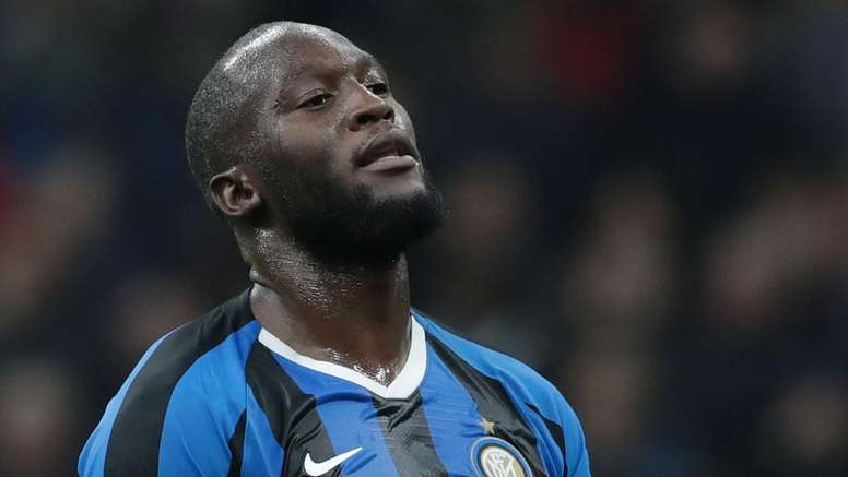 Lukaku is once again the victim of a racism scandal in Italy. GOAL