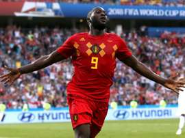 Lukaku has scored 4 goals in 2 games at the World Cup. GOAL