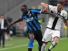 L'Inter accrochée par Parme. Goal